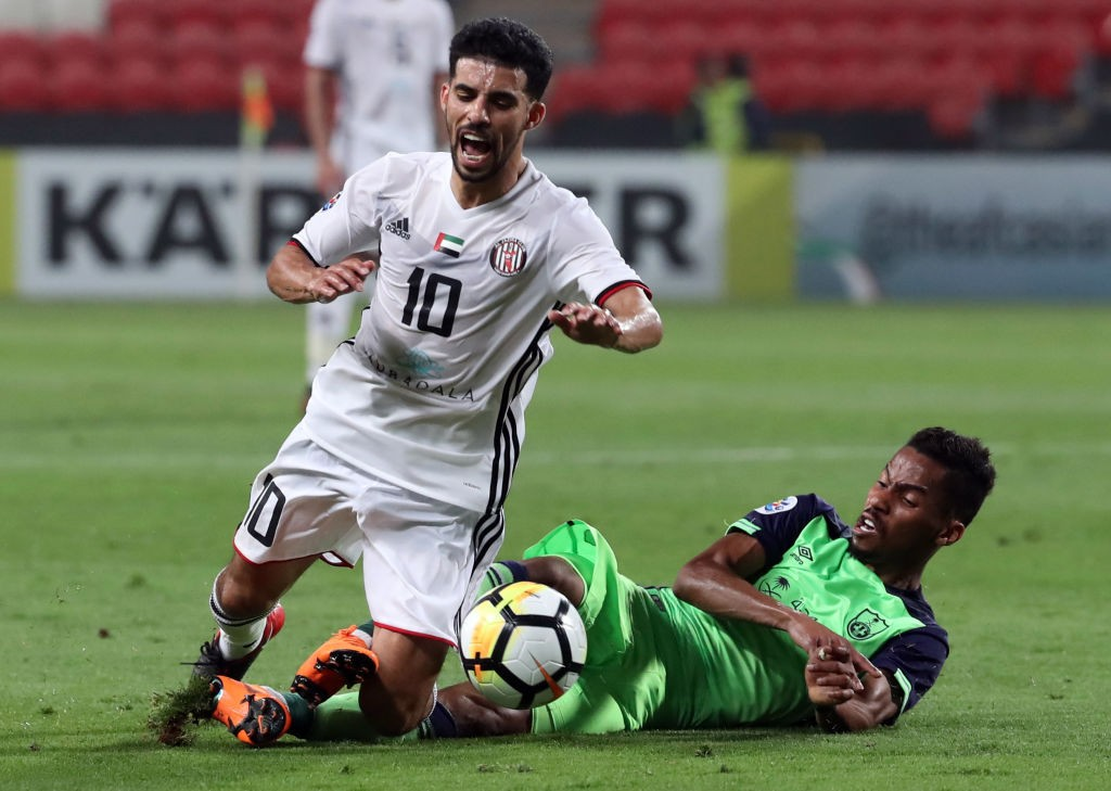 Mbard Boussoufa will have to showcase his experience to lead this Morocco side out of the group stages in Russia. (Photo courtesy: AFP/Getty)