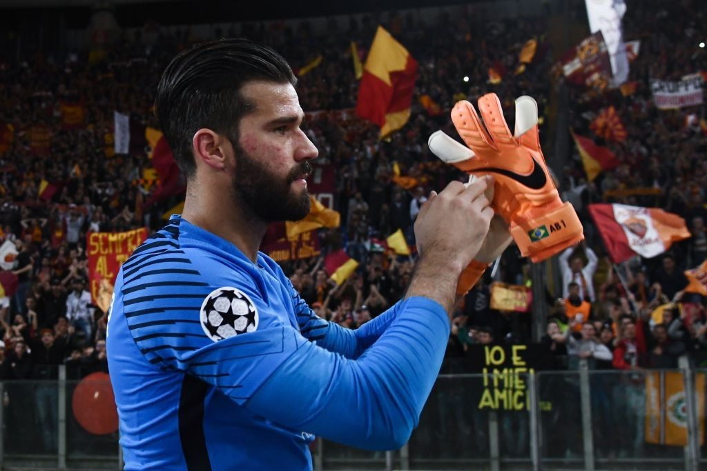 Set to bid adieu to Roma? (Photo courtesy - Filippo Monteforte/AFP/Getty Images)
