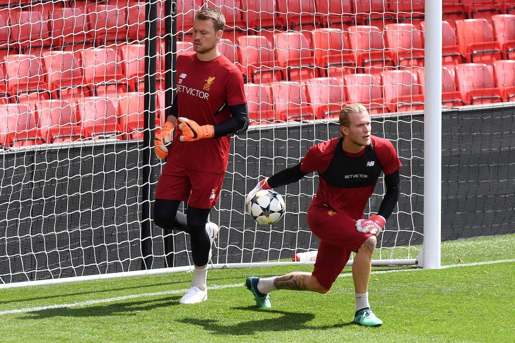 Liverpool are looking to upgrade over Loris Karius and Simon Mignolet in the summer window. (Photo courtesy: AFP/Getty)