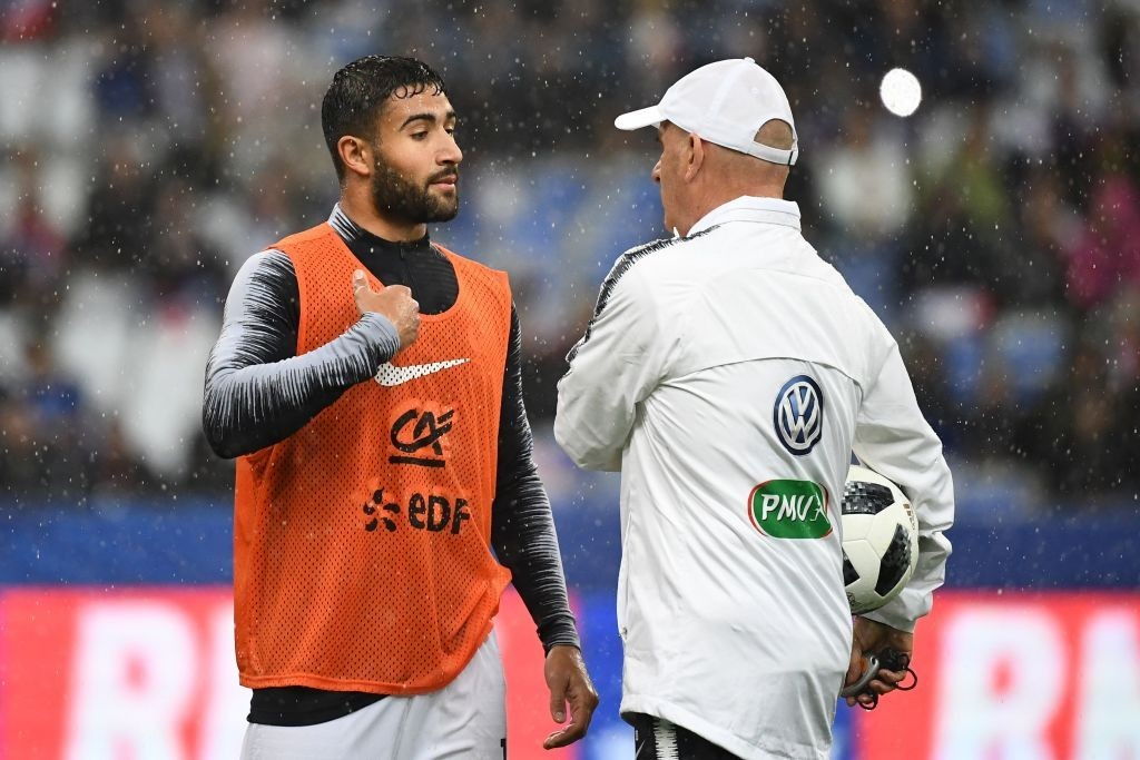 The race to sign Fekir keeps getting interesting. (Photo courtesy - Franck Fife/AFP/Getty Images)