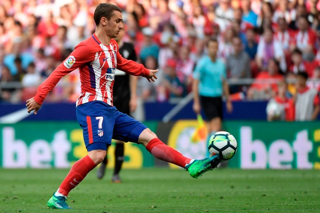 Barcelona's move for Christian Eriksen will depend on if Antoine Griezmann signs for the Catalans or not. (Photo courtesy: AFP/Getty)