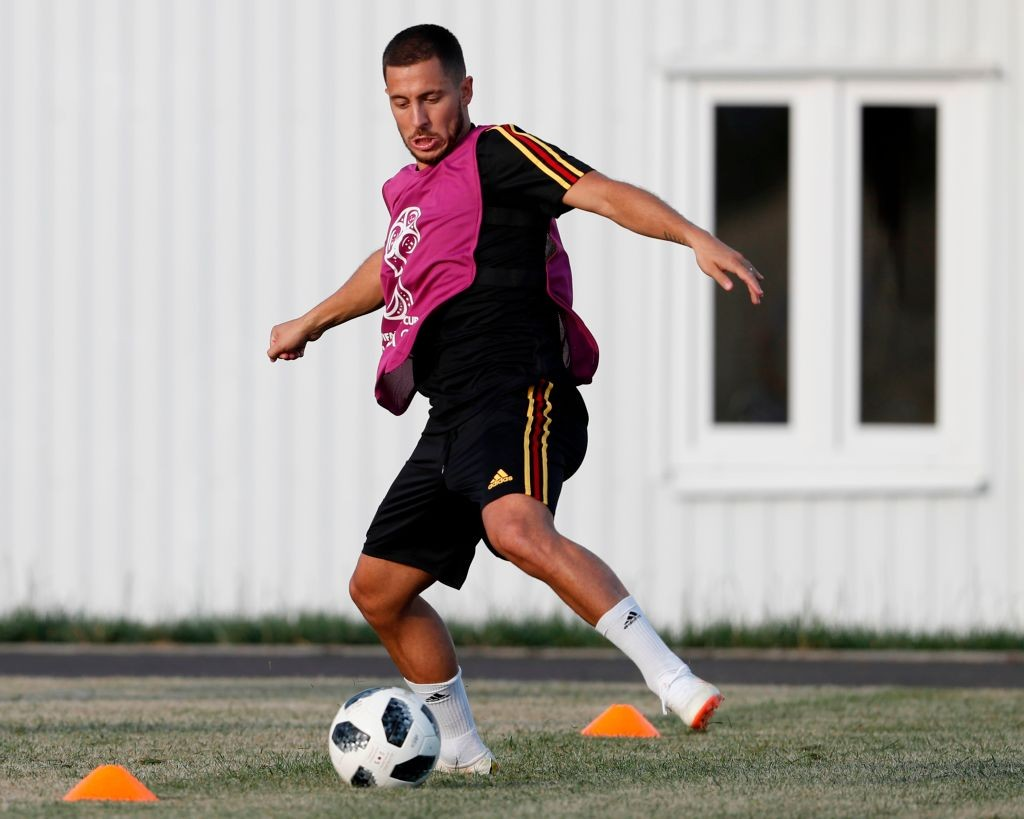 All eyes will be on Eden Hazard during Belgium's clash with Panama. (Photo courtesy: AFP/Getty)