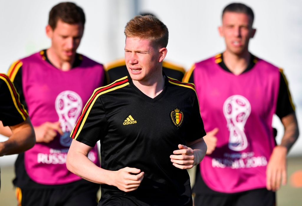Will Kevin De Bruyne replicate his club form for Belgium at the World Cup? (Photo courtesy: AFP/Getty)