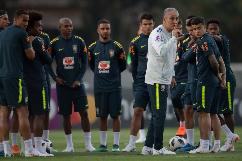 Tite has so far brought back the mojo in this Brazil squad, but will this be enough to lift the World Cup? (Photo courtesy: AFP/Getty)