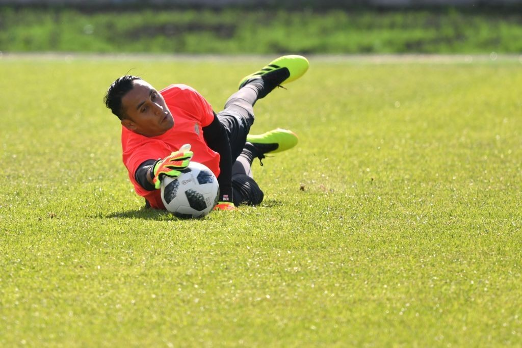 Costa Rica's Mr.Dependable - Keylor Navas (Photo: GIUSEPPE CACACE/AFP/Getty Images)