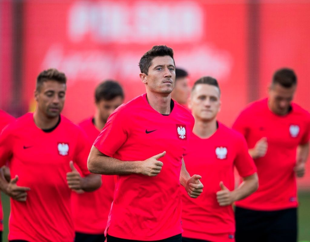 Lewandowski set for his FIFA World Cup debut (Photo: ODD ANDERSEN/AFP/Getty Images)