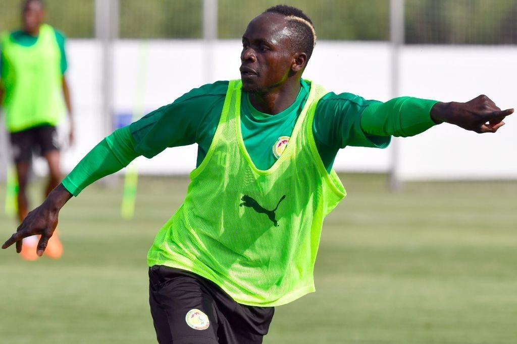 Sadio Mane can be a thorn in Poland's side on Tuesday (Photo: ISSOUF SANOGO/AFP/Getty Images)