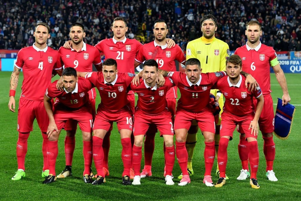 Can Serbia cause an upset in Russia? (Photo: ANDREJ ISAKOVIC/AFP/Getty Images)