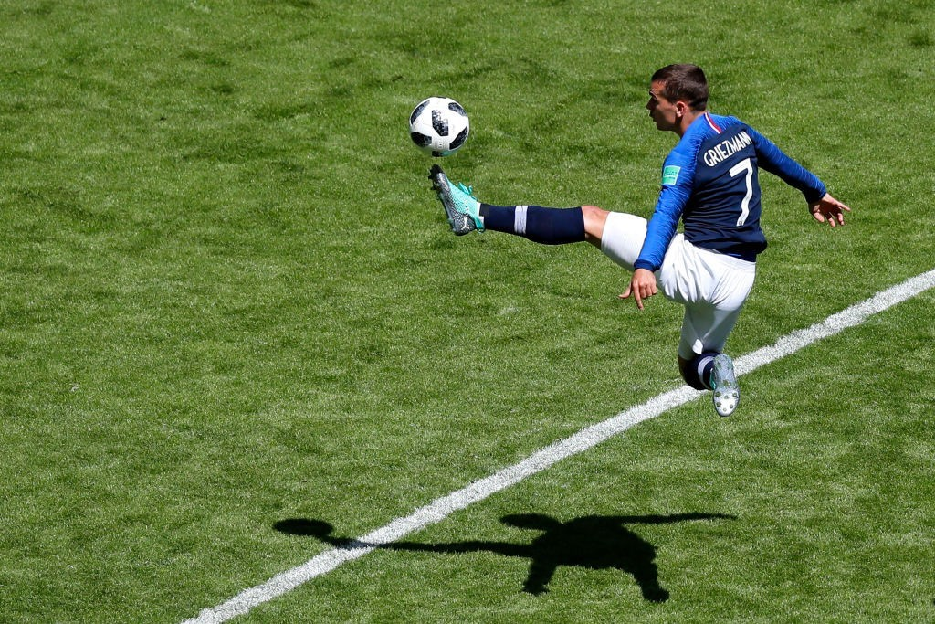 France desperately need a big performance from Griezmann. (Photo courtesy - Kevin C. Cox/Getty Images)