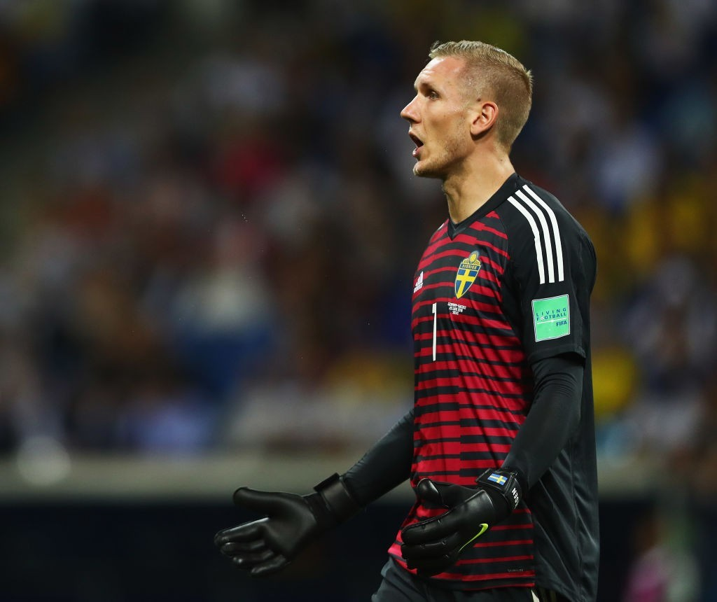 Olsen is up for another stern test against Mexico. (Photo courtesy - Dean Mouhtaropoulos/Getty Images)