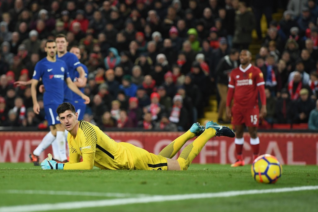 Is a shock move in the offing for Courtois? (Picture Courtesy - AFP/Getty Images)