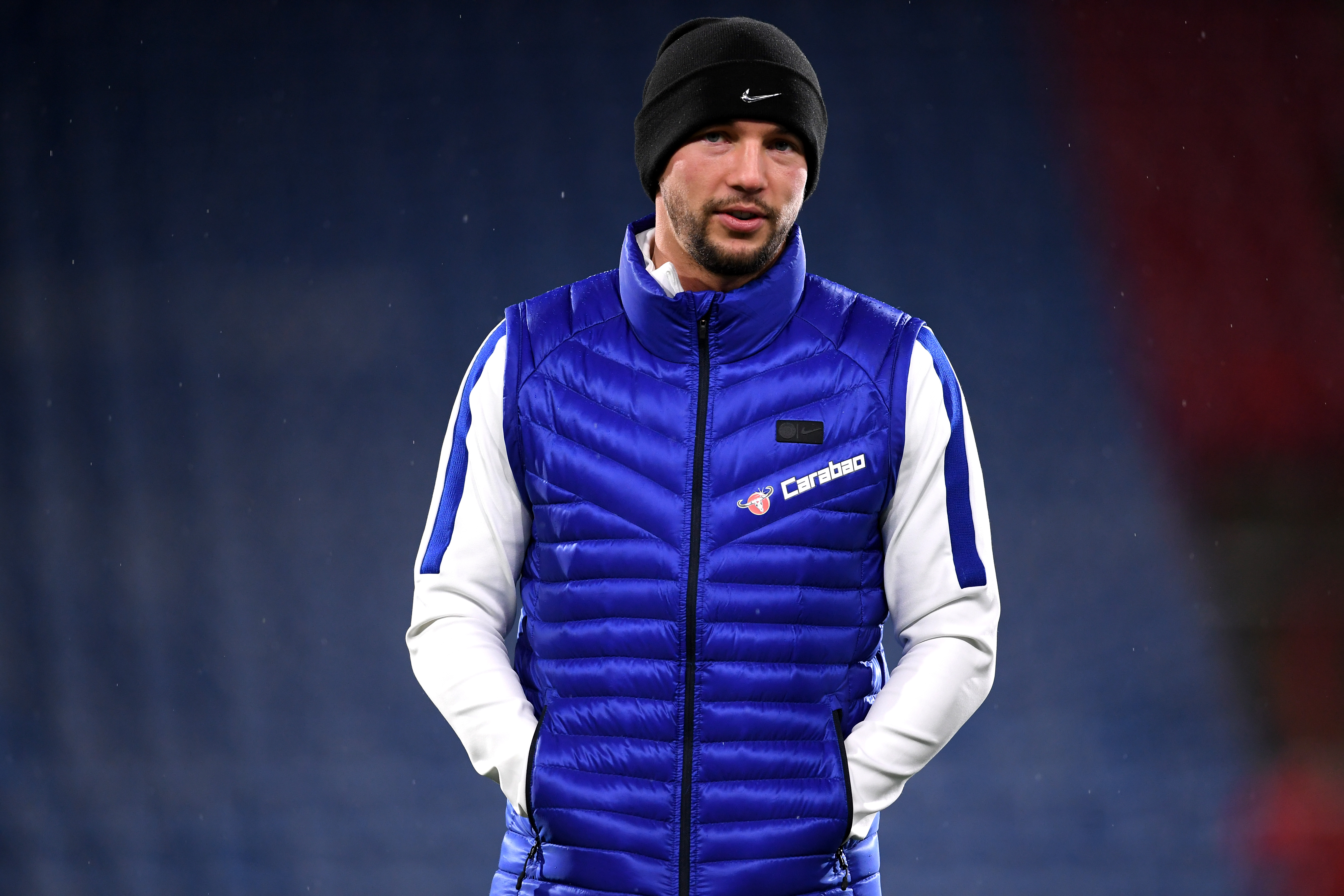 Frozen out at Chelsea, Drinkwater set for another loan spell (Picture Courtesy - AFP/Getty Images)