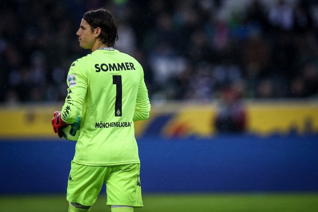 Gladbach have the excellent Yann Sommer in goal. (Photo by Maja Hitij/Bongarts/Getty Images)