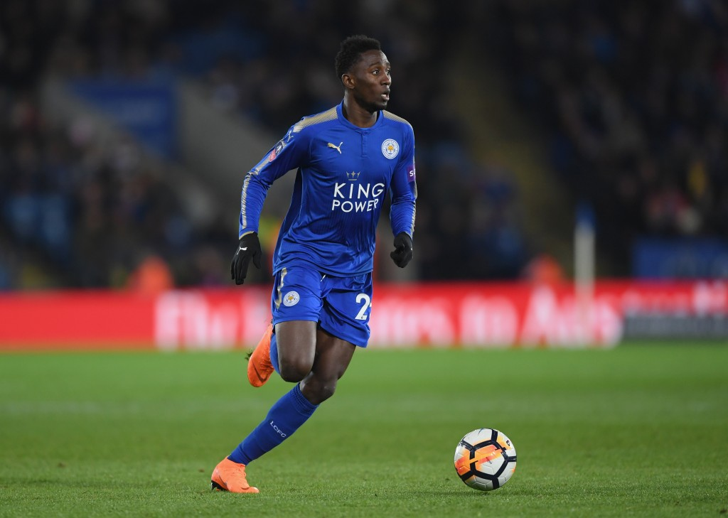 Can Ndidi replicate his club form at the World Cup? (Picture Courtesy - AFP/Getty Images)