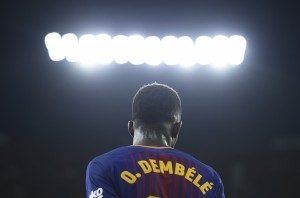 Three potential destinations for €60 million-rated Barcelona star Ousmane Dembele