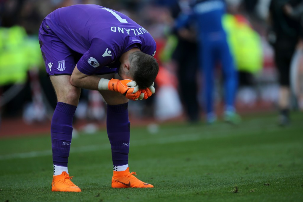 Ready to put the disastrous season at Stoke City behind? (Picture Courtesy - AFP/Getty Images)