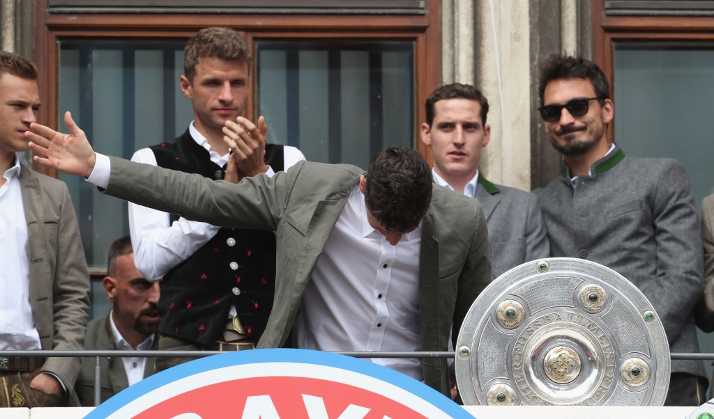 Time to bow out of Munich as a champion? (Picture Courtesy - AFP/Getty Images)
