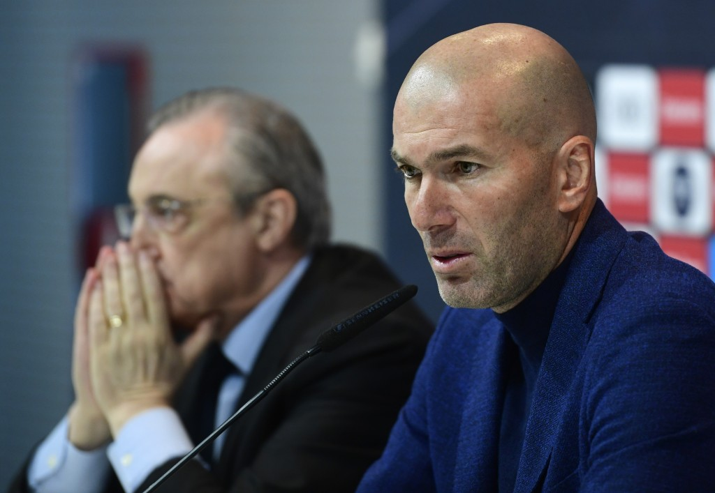 Zidane's decision may prove to be a boon for Bale (Picture Courtesy - AFP/Getty Images)