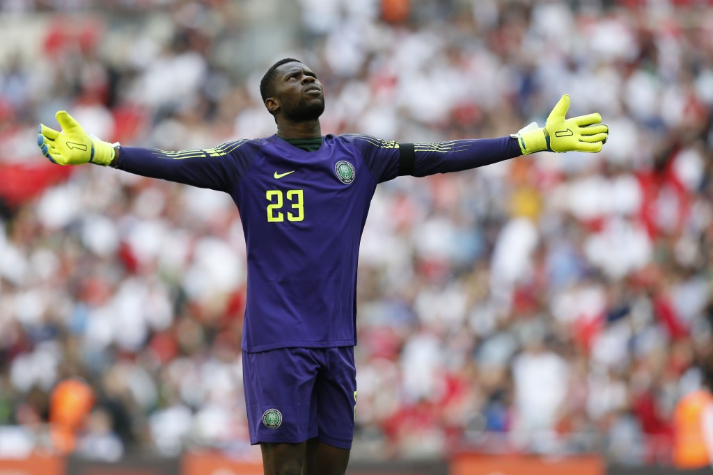 Uzoho's time to rise? (Picture Courtesy - AFP/Getty Images)