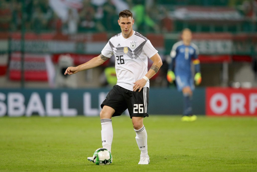Can young Niklas fill Hummels' boots? (Picture Courtesy - AFP/Getty Images)