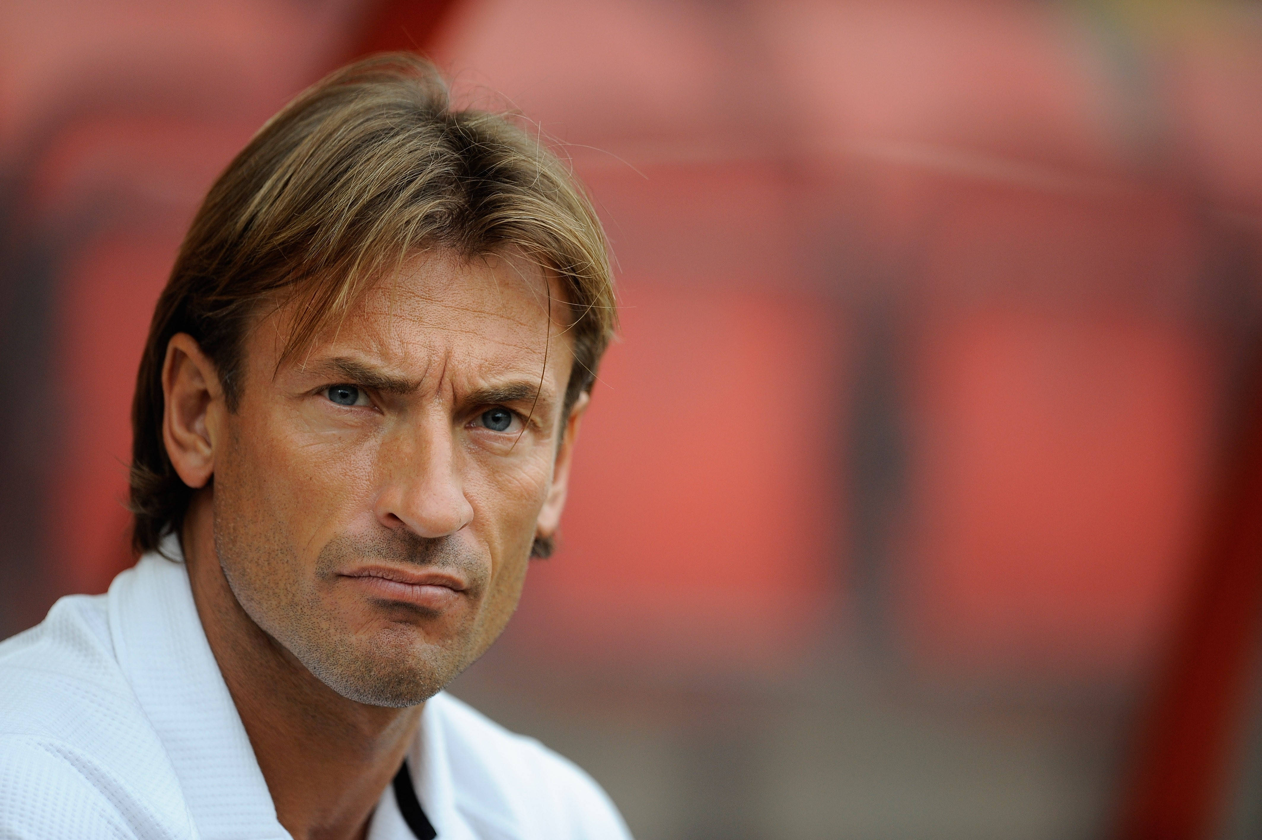 Herve Renard will be leading Morocco into the World Cup for the first time in 20-years. (Photo courtesy: AFP/Getty)
