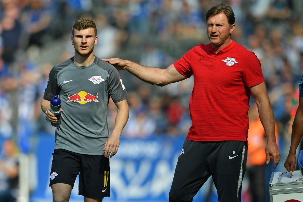 Moving away like Ralph Hasenhuttl? (Photo courtesy - Thomas Starke/Bongarts/Getty Images)