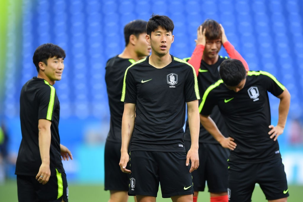 South Korea ends World Cup campaign with mixed feelings