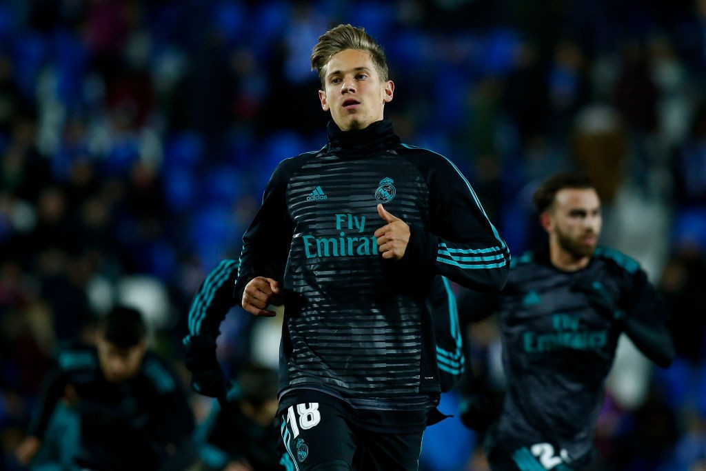 On his way out of Real Madrid? (Photo courtesy - Gonzalo Arroyo Moreno/Getty Images)