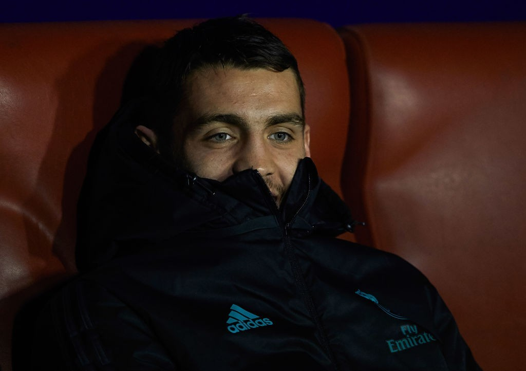 Kovacic has grown frustrated with his time on the Real Madrid bench. (Photo by Manuel Queimadelos Alonso/Getty Images)