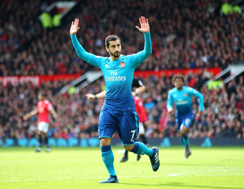 Many consider the Mkhiraryan-Sanchez swap as a beneficial deal for Arsenal. (Photo courtesy: AFP/Getty)