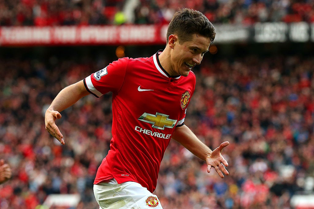 Ander Herrera has made 161-appearances for Manchester United and might consider his future in the summer. (Photo courtesy: AFP/Getty)