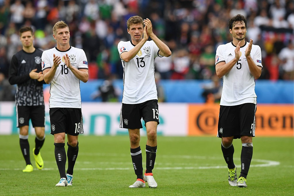 Thomas Muller and Mats Hummels back for Germany (Photo courtesy: Shaun Botterill/Getty Images)