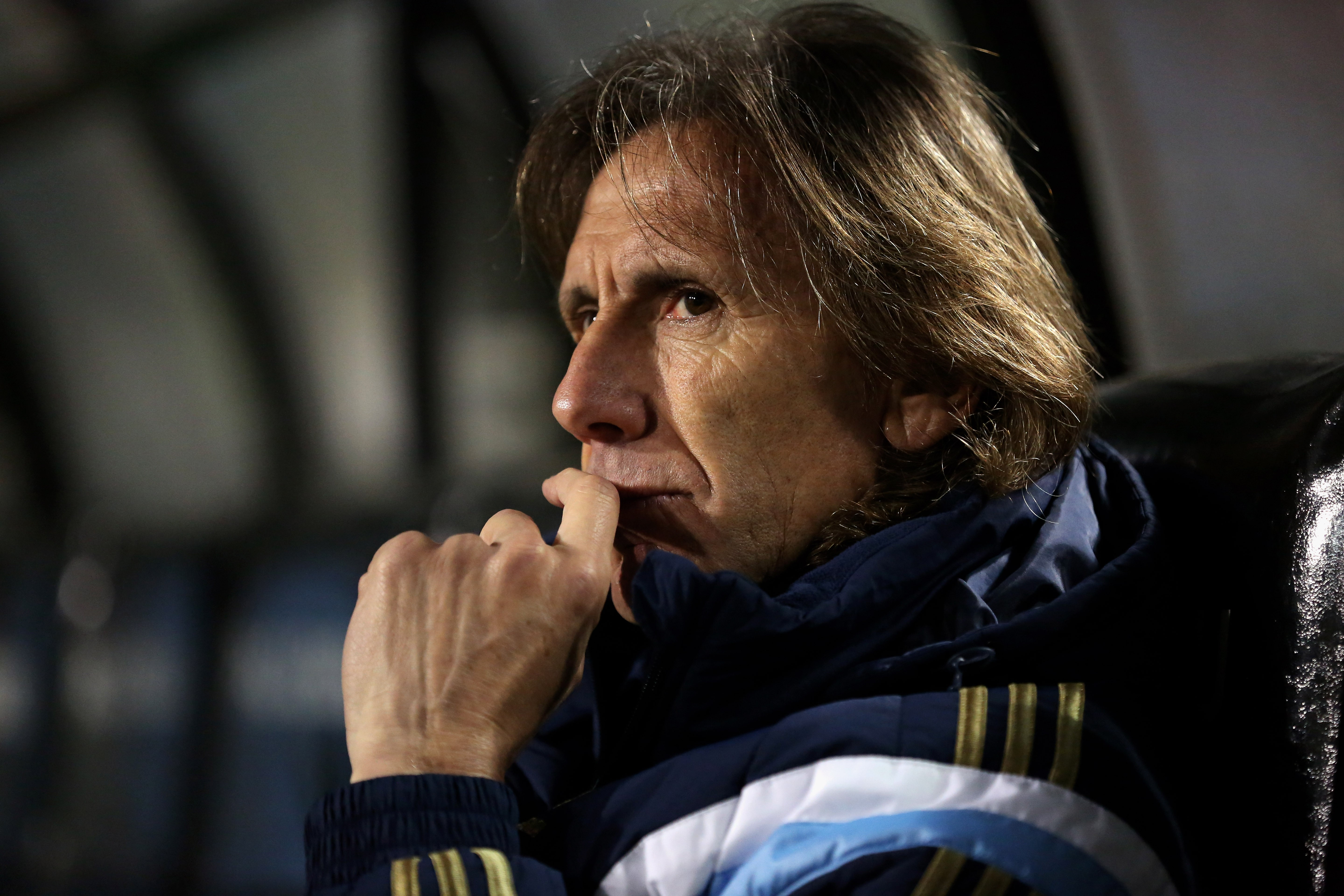 Peru coach Ricardo Gareca will be hoping his experienced players provide the edge to their team at the World Cup. (Photo courtesy: AFP/Getty)