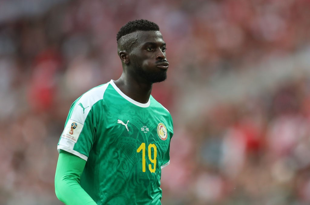 Niang's brilliant display against Poland was capped off with a well deserved goal. (Photo courtesy: AFP/Getty)