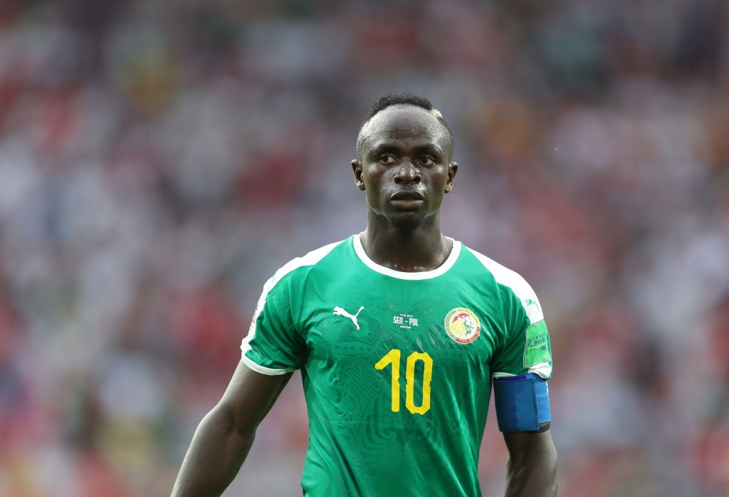 Sadio Mane will be looking to make the step up in his game and lead Senegal by example against Colombia. (Photo courtesy: AFP/Getty)
