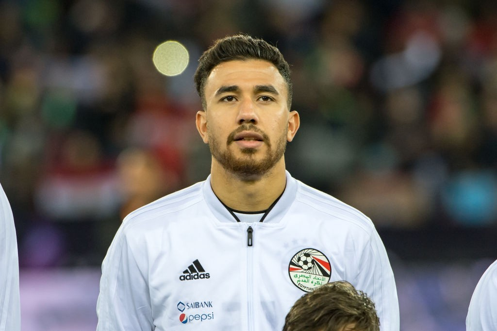 Trezeguet will have to shoulder a lot of responsibility if Salah is unavailable. (Photo courtesy - Robert Hradil/Getty Images)