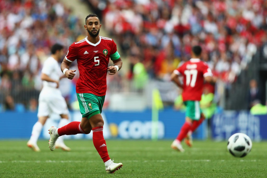 Can Medhi Benatia lead his side to a victory before they exit the World Cup after their final group game? (Photo courtesy: AFP/Getty)