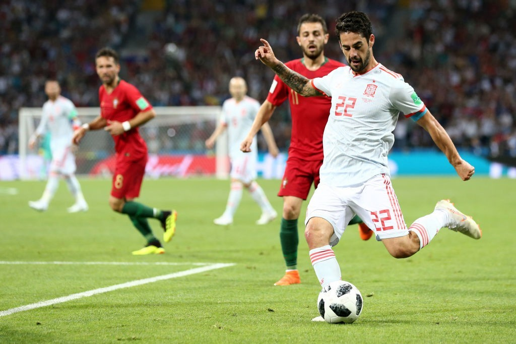 Spain's chief string-puller (Photo by Maddie Meyer/Getty Images)