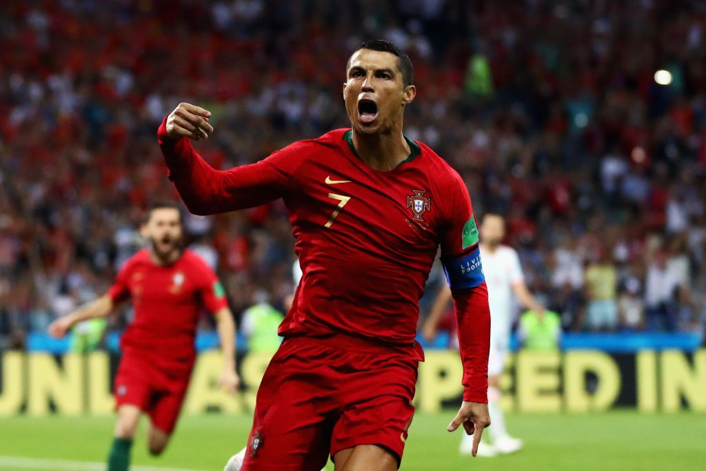 Ronaldo will be looking to add to his three goals already scored at this World Cup. (Photo courtesy: AFP/Getty)