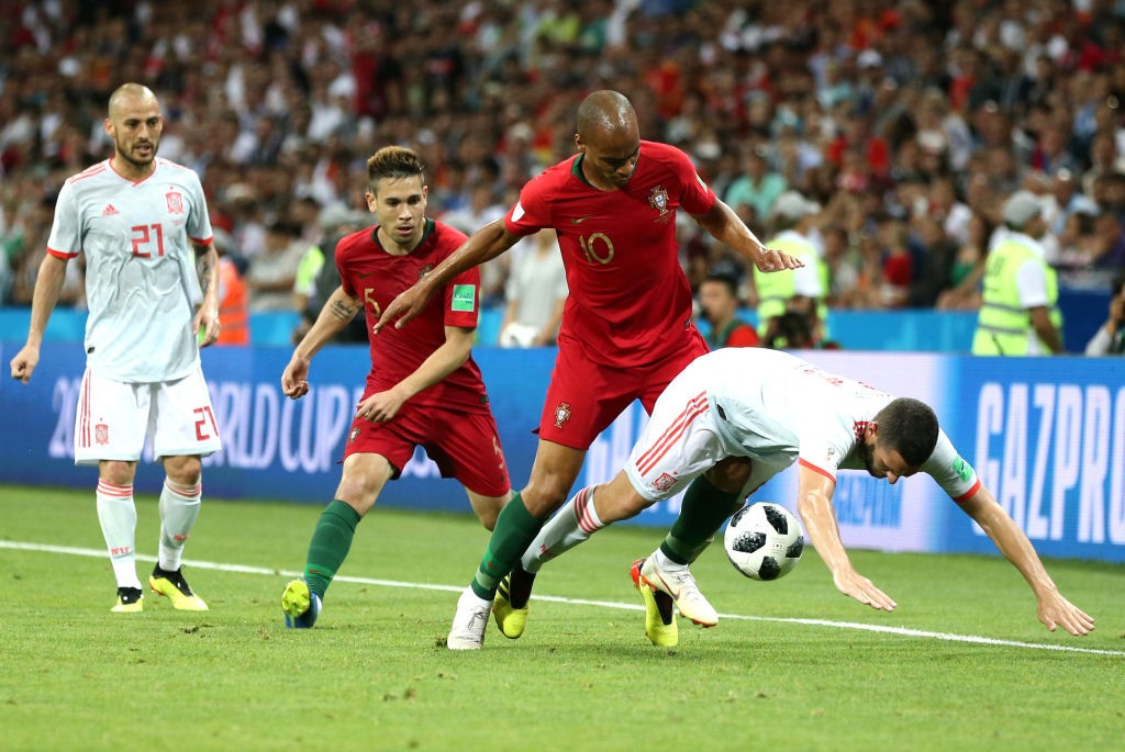 Can Joao Mario bring more fluidity and directness to Portugal's attack against Morocco? (Photo courtesy: AFP/Getty)