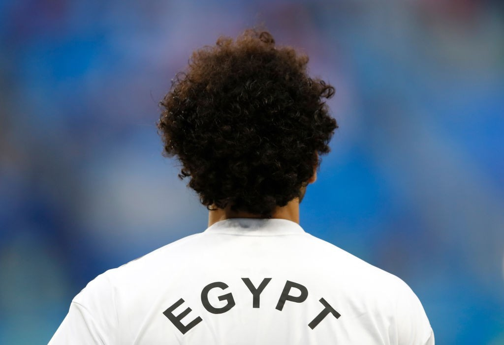 Carrying Egypt's hopes on his shoulders, one last time? (Photo courtesy - Julian Finney/Getty Images)