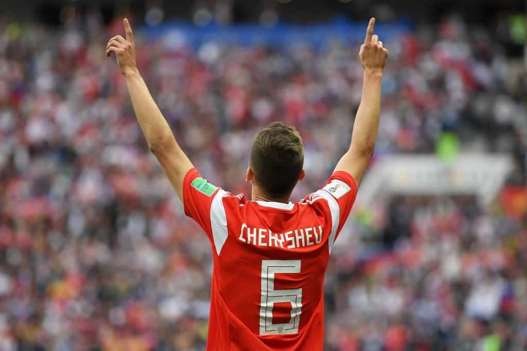 Can Cheryshev continue his goalscoring ways? (Photo courtesy - Matthias Hangst/Getty Images)