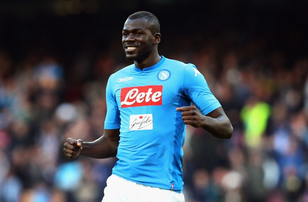 Manchester United are interested in signing Kalidou Koulibaly from Napoli in the summer. (Photo courtesy: AFP/Getty)