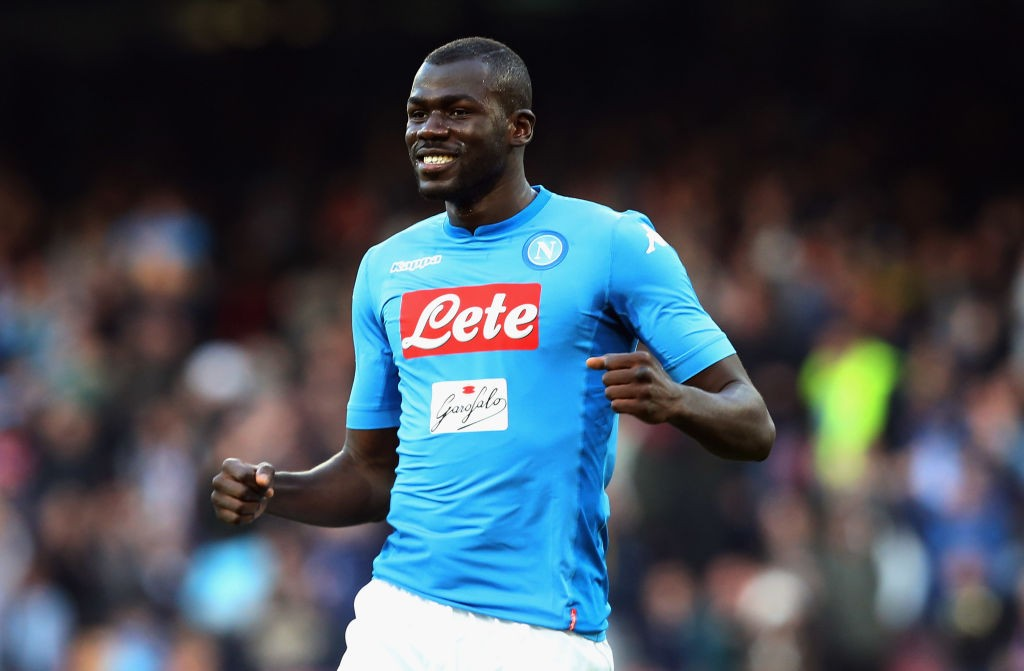 Barcelona wants to bring Kalidou Koulibaly in the summer to the Camp Nou. (Photo courtesy: AFP/Getty)