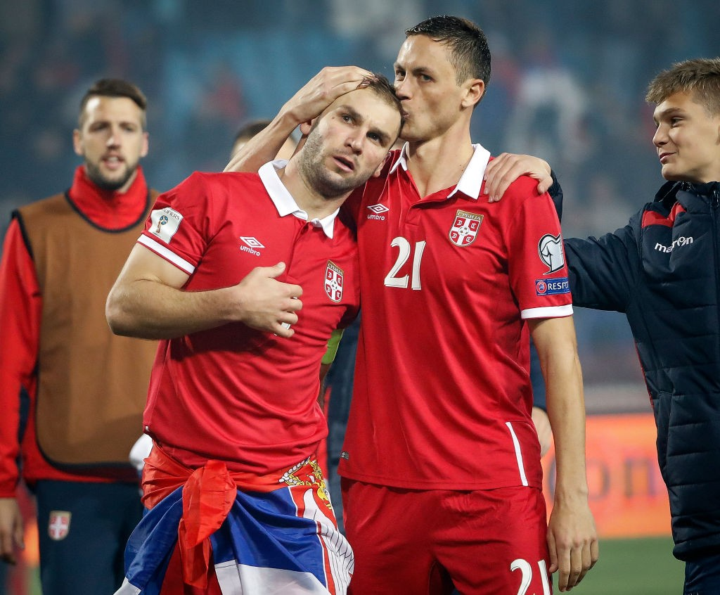 The Serbians will rely heavily on their more experienced players at the World Cup. (Photo courtesy: AFP/Getty)