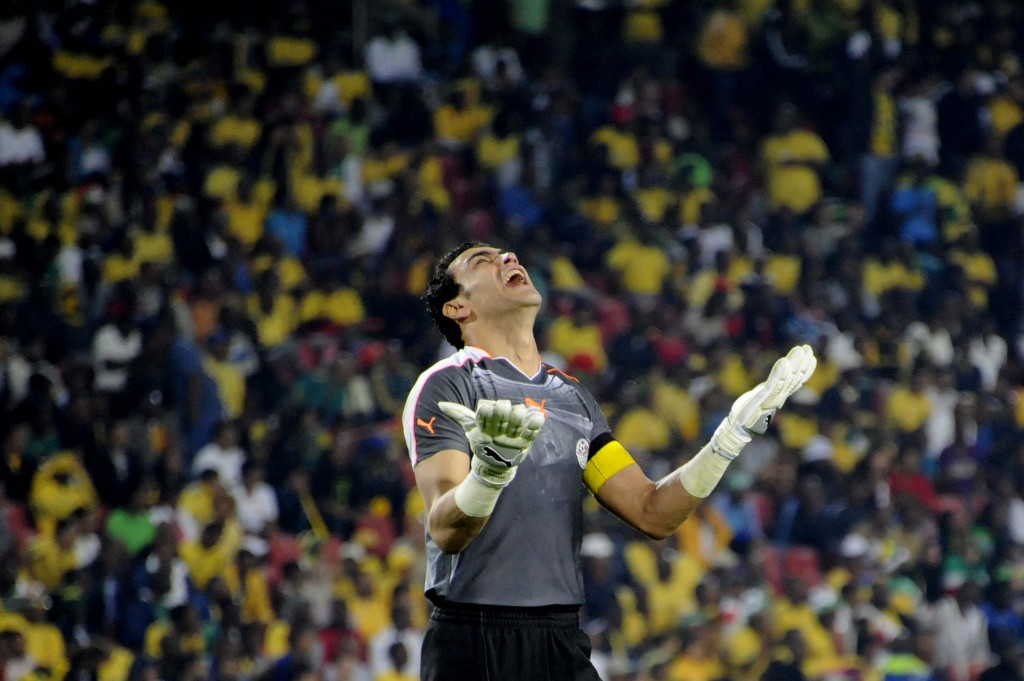 Set for his World Cup moment. (Photo courtesy - Samuel Shivambu/Gallo Images/Getty Images)
