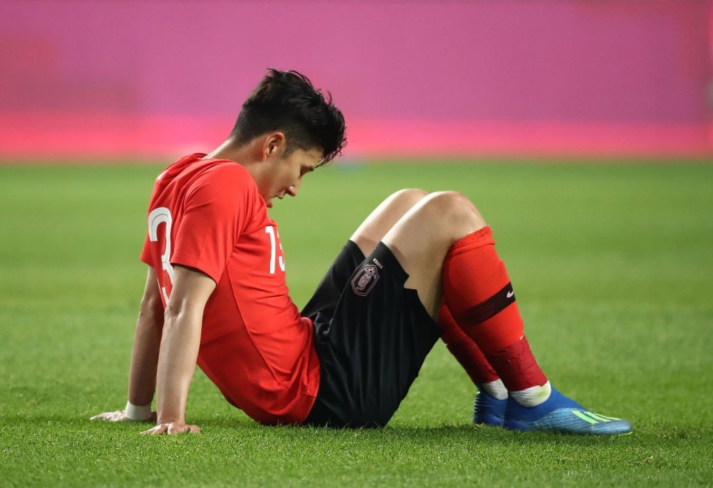 The catalyst for South Korea. (Photo courtesy - Chung Sung-Jun/Getty Images)