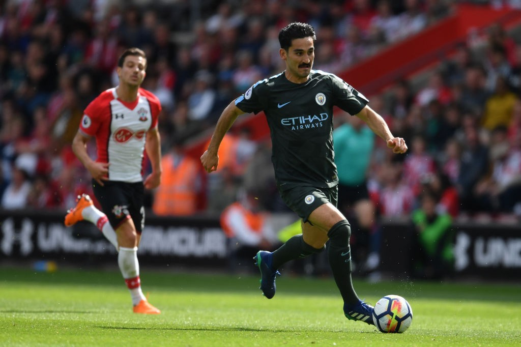 Gundogan has grown into a key player for Manchester City (Photo by Mike Hewitt/Getty Images)