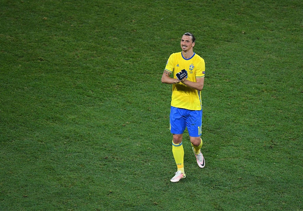 Sweden have moved on really well since the retirement of Zlatan Ibrahimovic. (Photo courtesy - Laurence Griffiths/Getty Images)