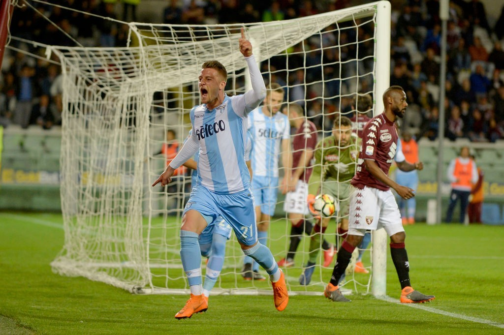 The race to sign Milinkovic-Savic takes an interesting turn. (Photo courtesy - Marco Rosi/Getty Images)